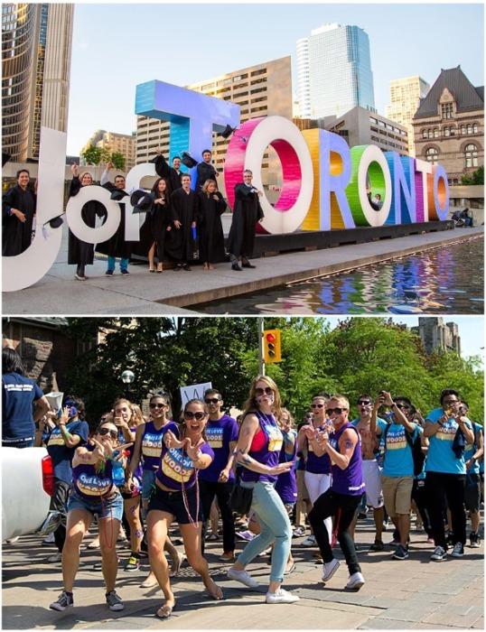 Культурной жизни студентов уделяют особое внимание (University of Toronto, Канада). | Фото: simplex.ua.