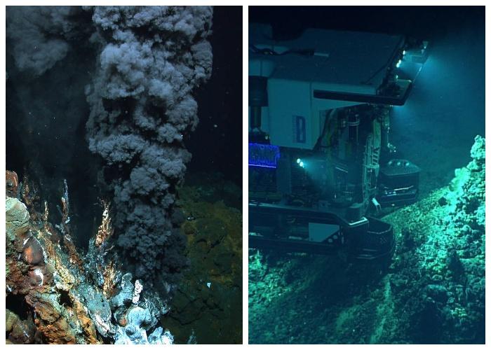 Исследование и разработка полезных ископаемых на дне океана смогут улучшить качество жизни землян.