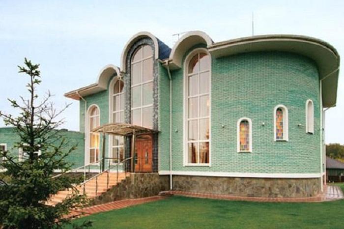 Загородный дом Сергея Пенкина в Ромашково.