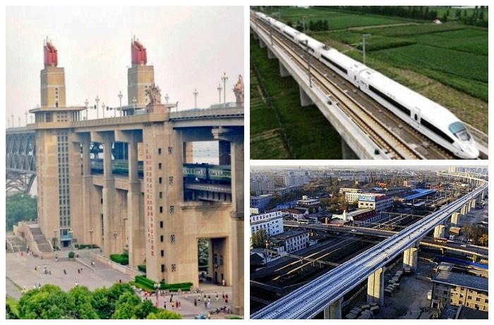 Янцунь (Yangcun Bridge) – самый длинный мост-эстакада Китая.