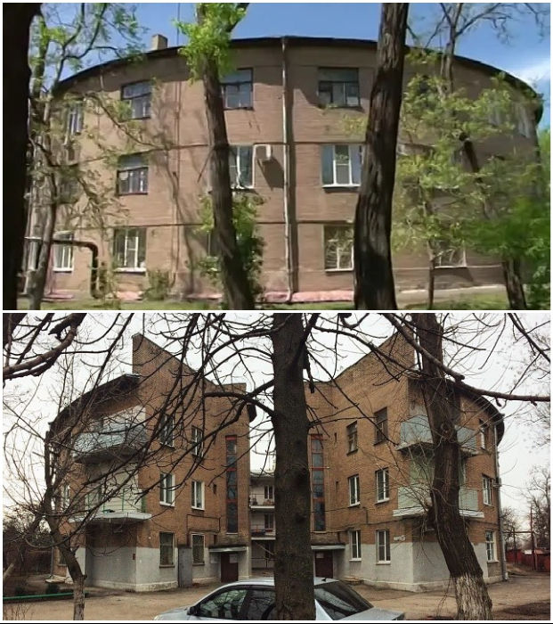 Круглый дом Таганрога, как символ невоплощенной мечты о всеобщем коммунистическом братстве.