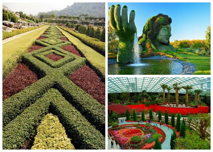 Ботанические сады – самые восхитительные и любимые достопримечательности любого города и целой страны.
