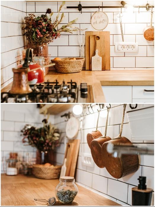 Милые вещицы для своей будущей кухни Нина начала покупать задолго до приобретения квартиры. | Фото: instagram.com/ © hudalukna.