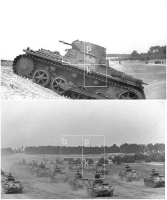 Учения на военном полигоне не прекращались даже после Первой мировой войны (Вюнсдорф, Германия). | Фото: technolirik.livejournal.com.