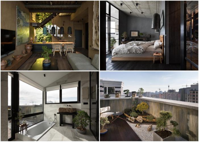 Проект квартиры Wabi Sabi Apartment получил престижную награду международной премии The Architecture Master Prize в категории Residential.