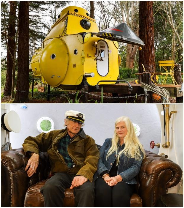 Человеческой фантазии нет предела! (Beatles yellow-submarine, Новая Зеландия).