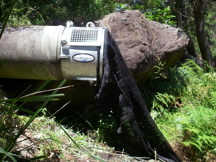 Жители Kwinana придумали простейшую систему очистки сточных вод (Австралия).