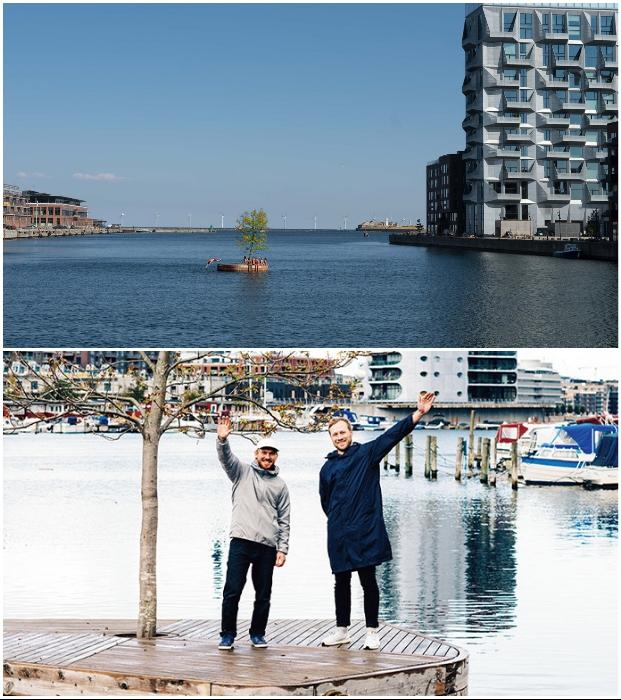 К концу 2020 года одинокий остров перестанет быть единственным объектом из проекта Copenhagen islands (Копенгаген, Дания).