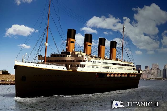 К 2022 году «Титаник II» планируют спустить на воду.