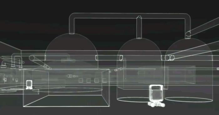 Под землей будут спрятаны системы хранения, переработки, очистки и доставки (концепт «Woven City»). | Фото: youtube.com/ © CNET Highlights.