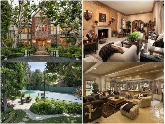 Владелец Amazon Джефф Безос приобрел особняк Джека Уорнера в Беверли-Хиллз (Лос-Анджелес, США).
