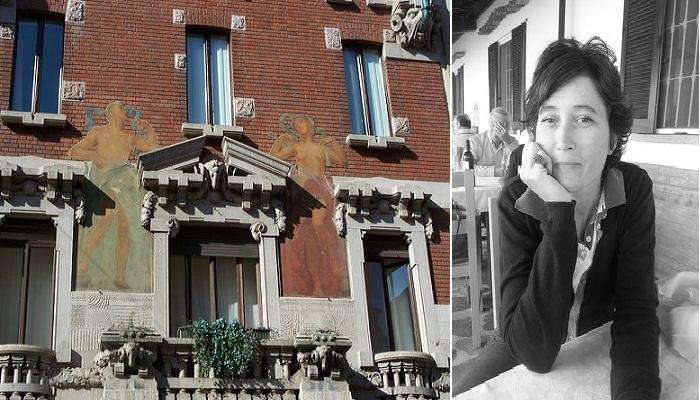 Исторический центр Милана с его восхитительной архитектурой. Фото Сильваны — создательницы этой уютной крошечной квартиры.