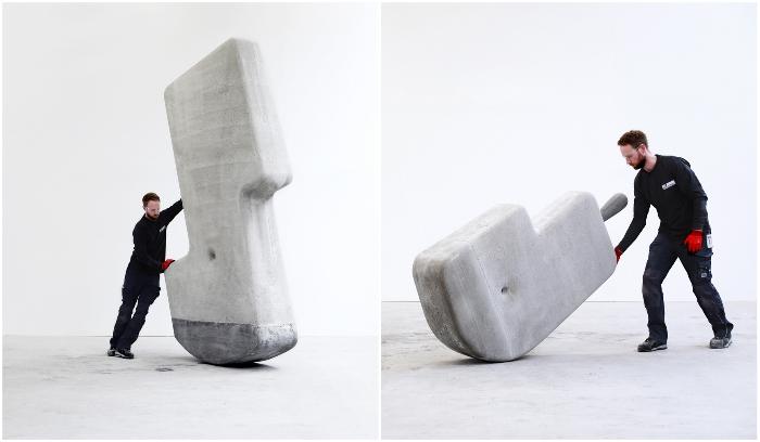 Главное, правильно обработать камень и знать хитрости его перемещения. | Фото: matterdesignstudio.com.