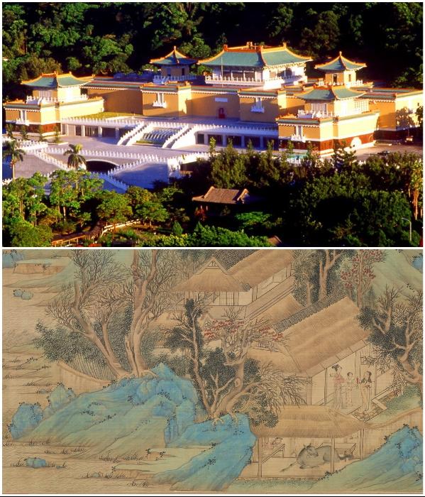Национальный дворцовый музей Тайбэя собрал коллекцию из более 720 тыс. редчайших экспонатов (Тайбэй, Тайвань). | Фото: getyourguide.ru/ cameralabs.org.