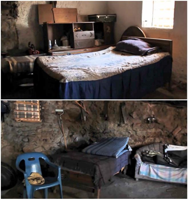 Теперь детские комнаты сдают любопытным туристам, которым интересно пожить в пещере (штат Коауил, Мексика). © VANGUARDIA MX.