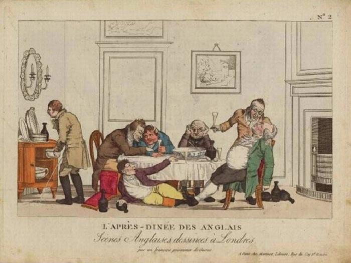 Средневековые вельможи справляли нужду где вздумается, прямо во дворце. | Фото:  sweta-bel.livejournal.com.