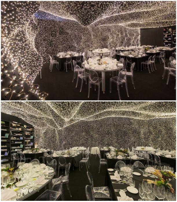 Открытие ресторана «Interstellar» было приурочено к проведению гастрономического фестиваля Millesime Mexico-2019. | Фото: mymodernmet.com/ ©Jaime Navarro.
