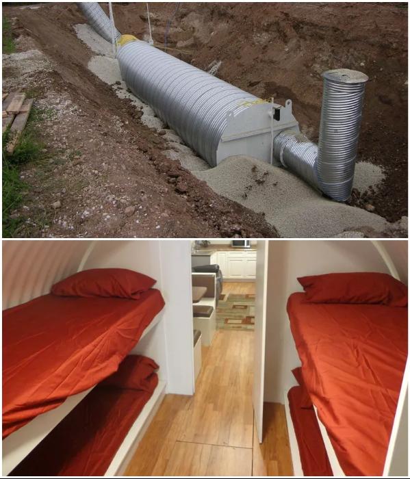 Российские компании могут предложить массу вариантов, начиная с модуля эконом-класса и заканчивая подземными особняками. | Фото: ria.ru.