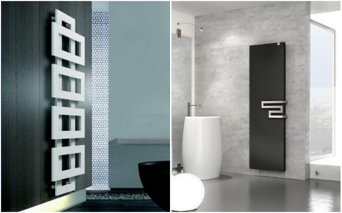 Дизайнерские модели батарей отопления украсят любой современный дом.