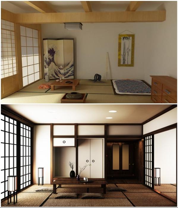 Максимум света с минимальным количеством мебели создают иллюзию большого пространства. | Фото: pinterest.com/ interiordesign.lovetoknow.com.