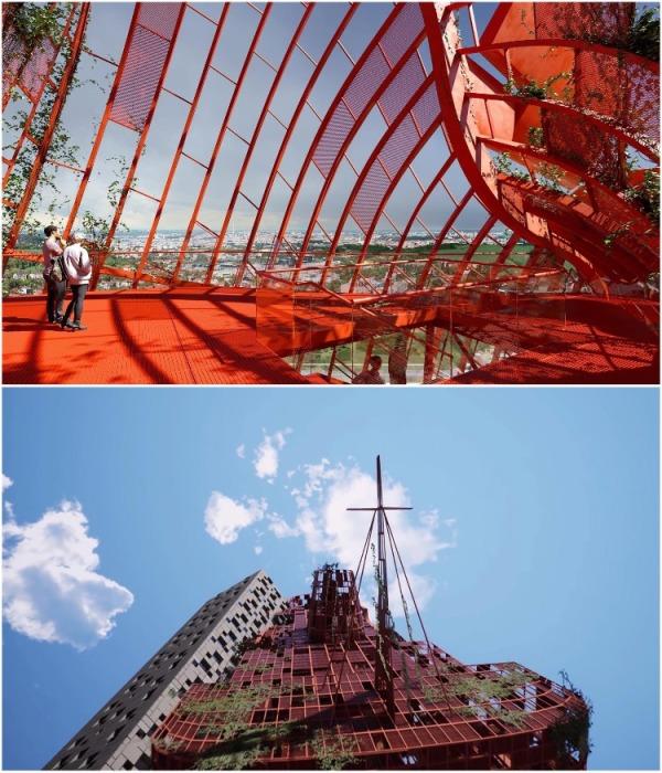 Визуализация Top Tower, Чехия. | Фото: designmag.cz.