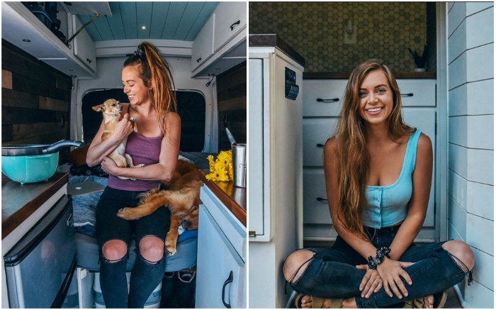 С какой стороны не заглядывай в мини-апартаменты Сидни они больше не становятся. | Фото: instagram.com © Sydney Ferbrache.