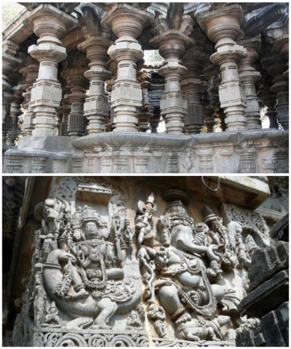 Впечатляющие творения древних зодчих, которые даже сейчас сложно превзойти (Шраванабелагол, Индия). | Фото: indoman-info.ru.