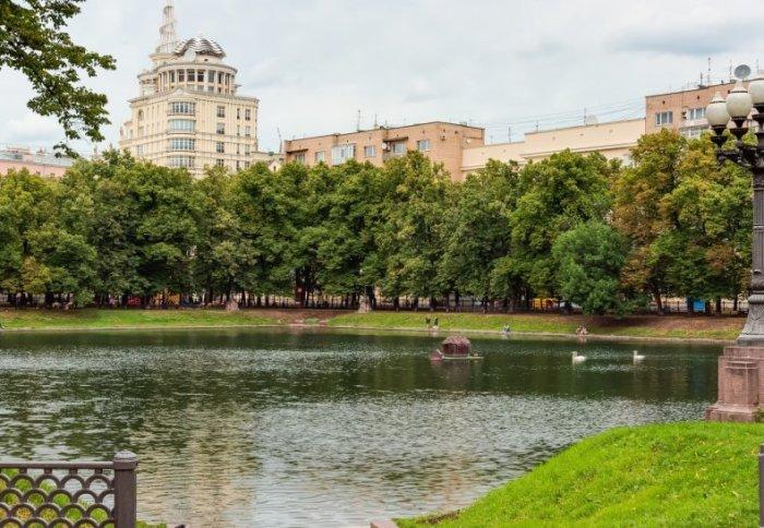 12-этажный ЖК «Патриарх» расположен в районе Патриарших прудов и это привлекает состоятельных людей. | Фото: novostroyki.org.
