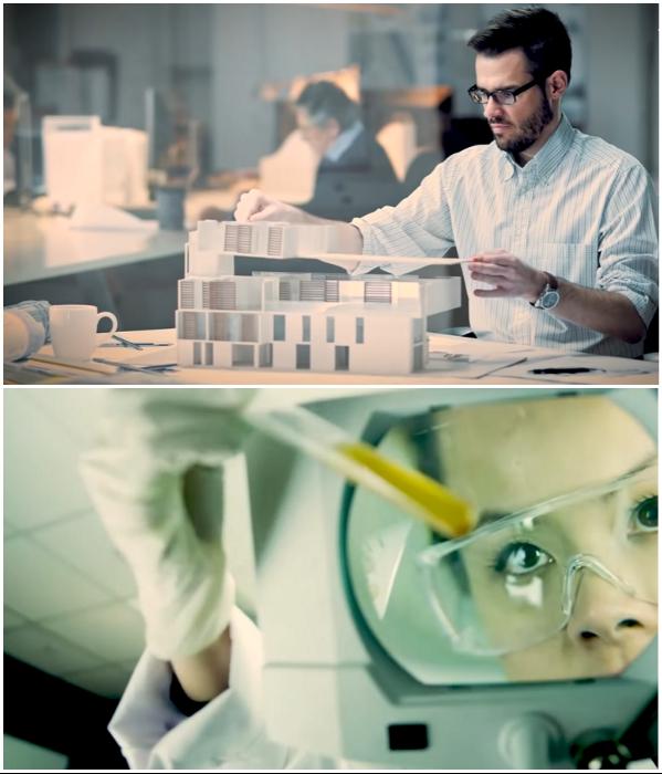 Лучшие специалисты мира будут приглашены для жизни и работы в ультрасовременном мегаполисе (NEOM). | Фото: youtube.com/ © ArchDaily.