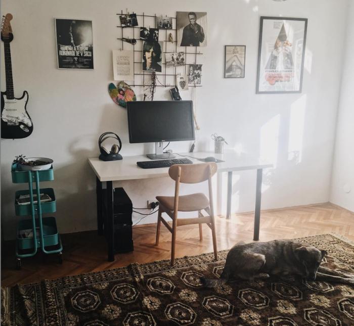 Минимализм во всем – главный принцип дизайна обновленной квартиры. | Фото: instagram.com/ © hudalukna.