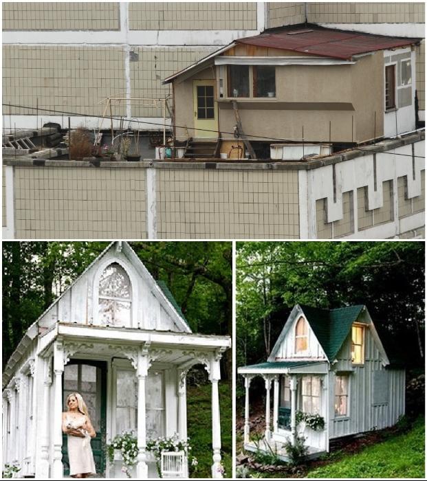 Жить со своим домиком, где понравилось или где удобно вам, категорически запрещается в любых странах. | Фото: depositphotos.com/ fixinglist.com.