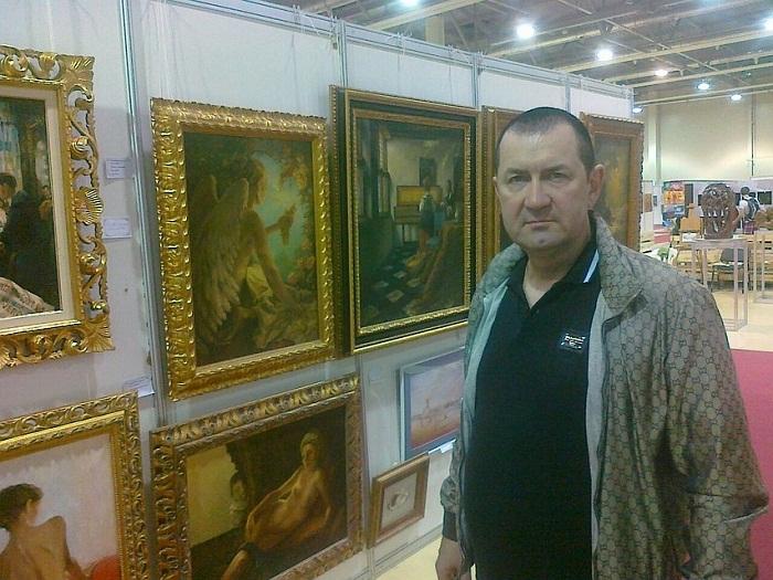 Константина Николаева все чаще приглашают на выставки.