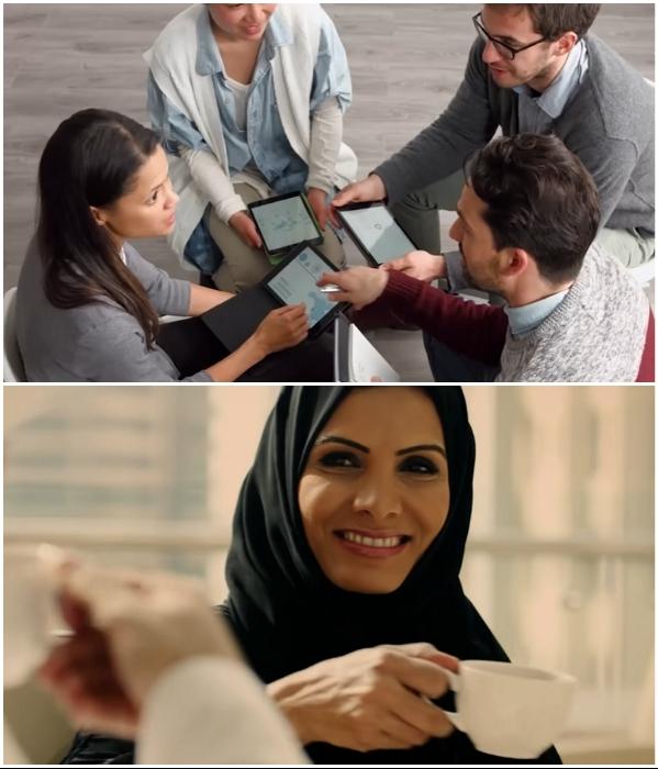 В NEOM избавятся от ограничений и правил шариата – каждый сам будет определять стиль жизни и общения. | Фото: youtube.com/ © KJ Reports.