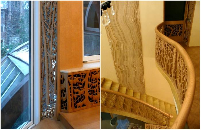 Изысканная красота, созданная художниками семейной мастерской Виктора Дубовика. | Фото: pikabu.ru/ dubovik.ucoz.com.