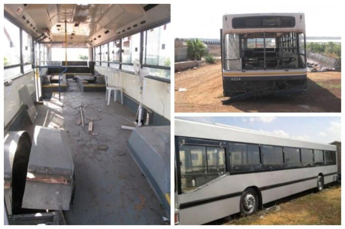 Автобус находился в плачевном состоянии. | Фото: felbert.livejournal.com.