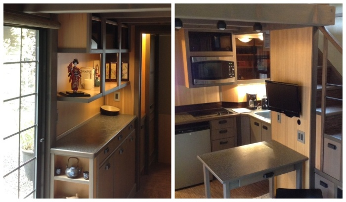 Вполне укомплектованная и современная кухня поместилась в Tiny house американского архитектора. | Фото: tinyhouse.heininge.com/ © Chris Heininge.