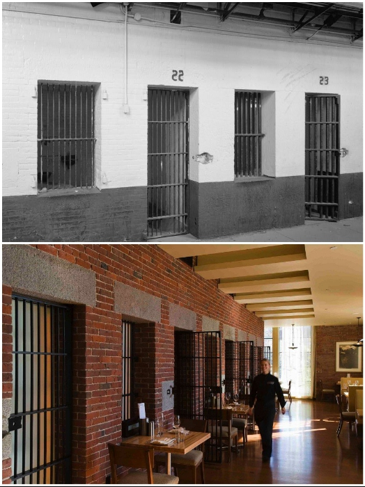 Теперь коридорами гостиницы ходит дежурный по этажу вместо надзирателя, но форма одежды все равно не поменялась.   Фото: zen.yandex.ru/irinadob550.