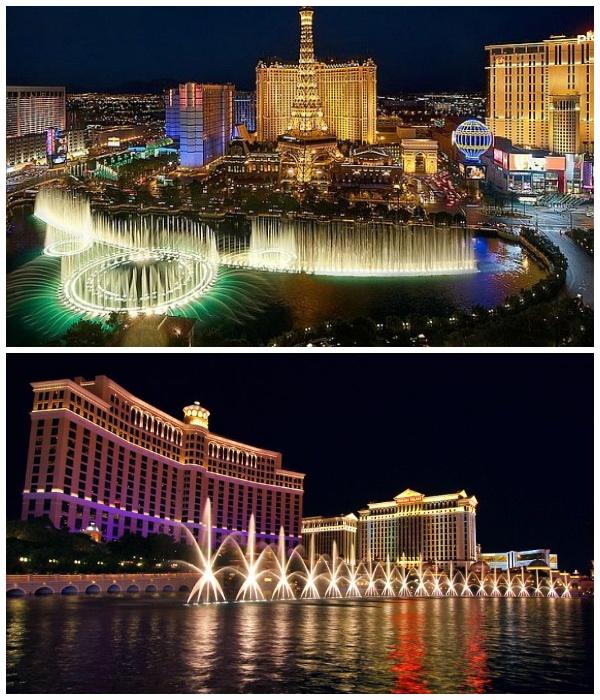 9 фонтанов мира, которые смело можно назвать шедеврами архитектуры