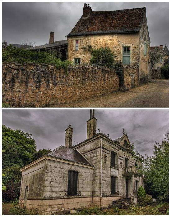 Во Франции есть заброшенные дома, которые можно купить за 1 евро, разумеется, на определенных условиях.