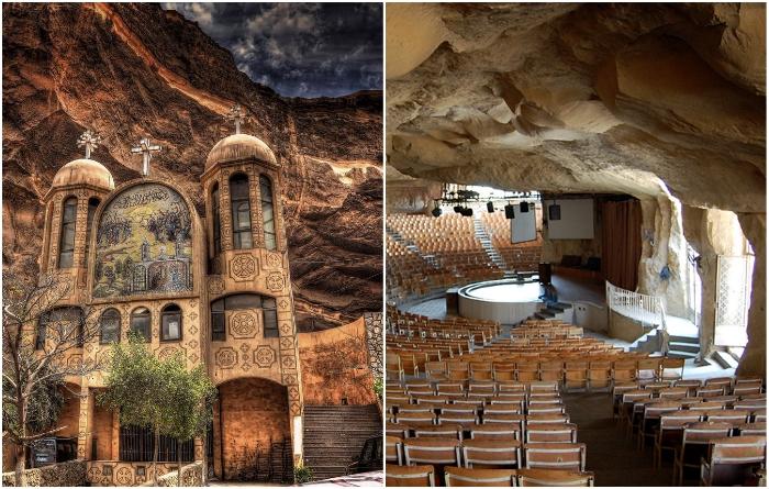 Пещерный храм Св. Симеона – христианская жемчужина Каира с занимательной историей