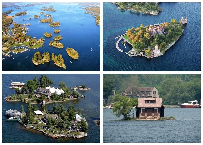 Природный национальный парк «Тысяча островов» внесен в список уникальных явлений биосферы. | Фото: guruturizma.ru.