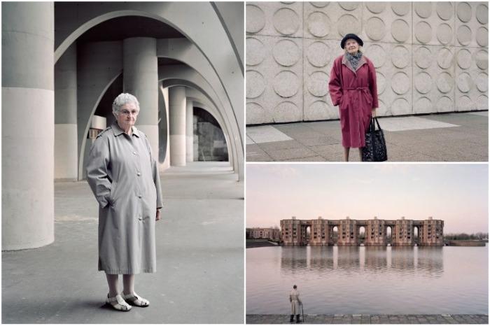 Эти люди так и не смогли покинуть необычный жилой комплекс. | Фото: Laurent Kronental/ fullpicture.ru.