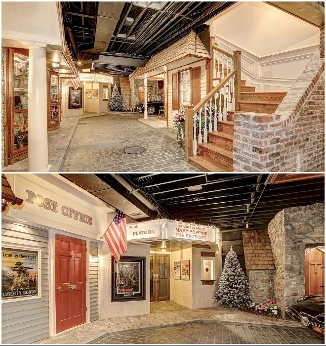 Если спуститься по этой лестнице, то сразу попадаешь в «город на рубеже веков» (Round Hill, Мэриленд).| Фото: wideopencountry.com/ lemurov.net.