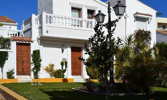 Упорядоченность и функциональная практичность в оформлении испанского дома.