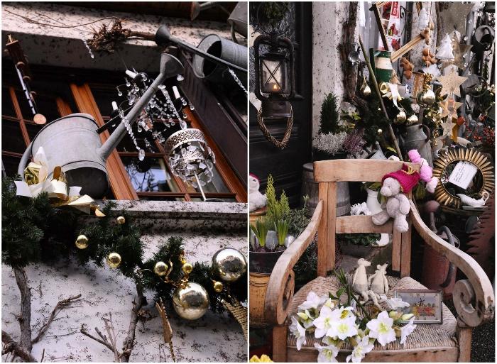 Жители деревеньки берут активное участие в наполнении нетривиальной коллекции местного флориста («L'arroisoir», Ружмон-ле-Шато). | Фото: designyoutrust.com.