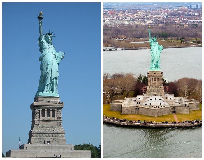 Уже более ста лет Статуя Свободы является символом страны. | Фото: prousa.info.