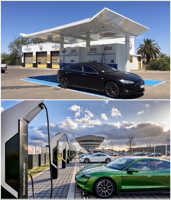 Власти некоторых европейских стран решили поддержать электромобильный рынок оригинальным способом. | Фото: auto-motor-und-sport.de/ researchgate.net.