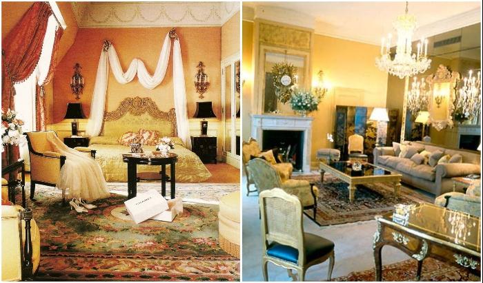 Апартаменты Коко Шанель в отеле Ritz (Париж, Франция). | Фото: liveinternet.ru.