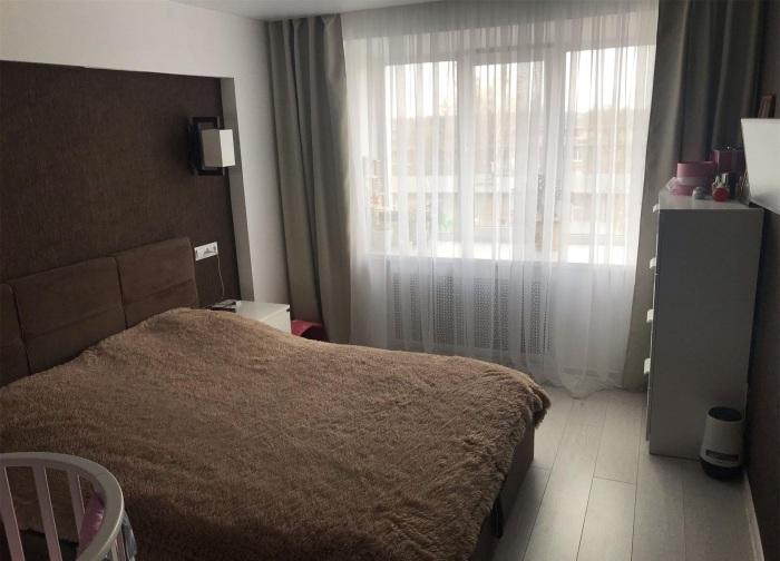 Так выглядит спальня после полного преобразования. | Фото: remont-belgorod.ru.