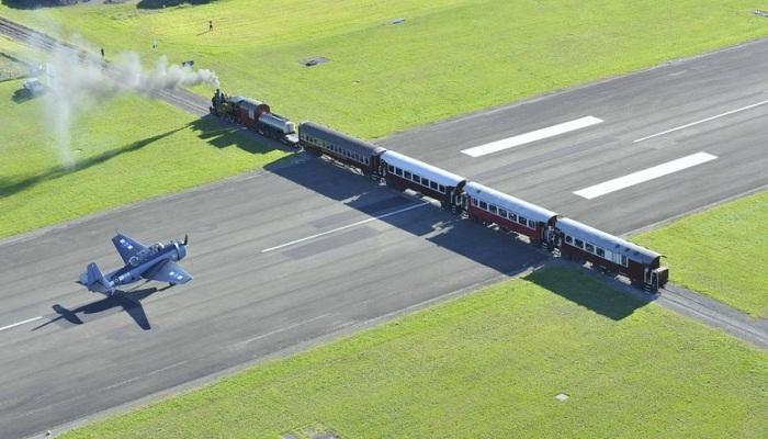 Аэропорт в Гисборне является основным региональным аэровоздушным транспортным узлом (Новая Зеландия). | Фото: trasyy.livejournal.com.